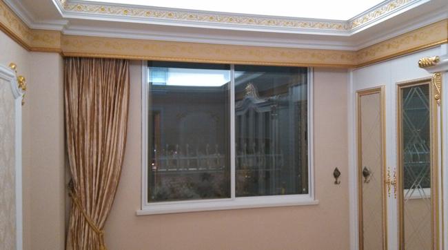 家庭安装用顶立牌隔音窗效果一览图