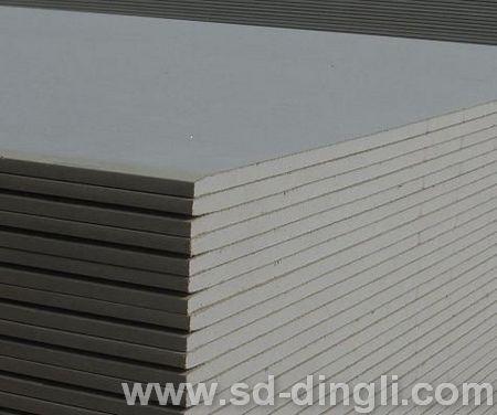 石膏板隔音