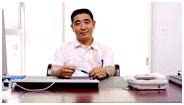 顶立公司总经理王志明近照